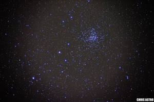 Messier 37 by chrisastrophoto