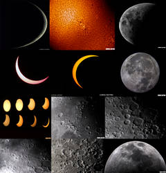 ChrisAstro Astrophotography of 2017 by chrisastrophoto