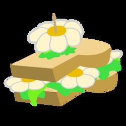 Flowersandwich