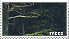 Trees Stamp by CRIMlNALS