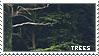 Trees Stamp by G0REH0UND