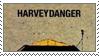 Harvey Danger Stamp by CRIMlNALS