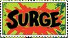 Surge Stamp by G0REH0UND