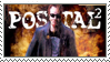 Postal 2 Stamp by CRIMlNALS