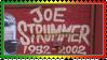 Joe Strummer Stamp