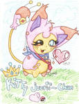.::juurii the skitty::.