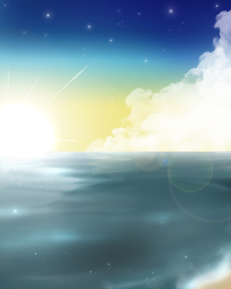 Ocean veiw by NinjaKitten22
