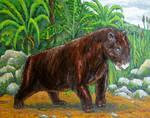Mountain ndipinotherium