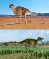 All yesterdays contest - Heterodontosaurus furry by AlexSone