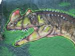 Ceratosaurus fragment