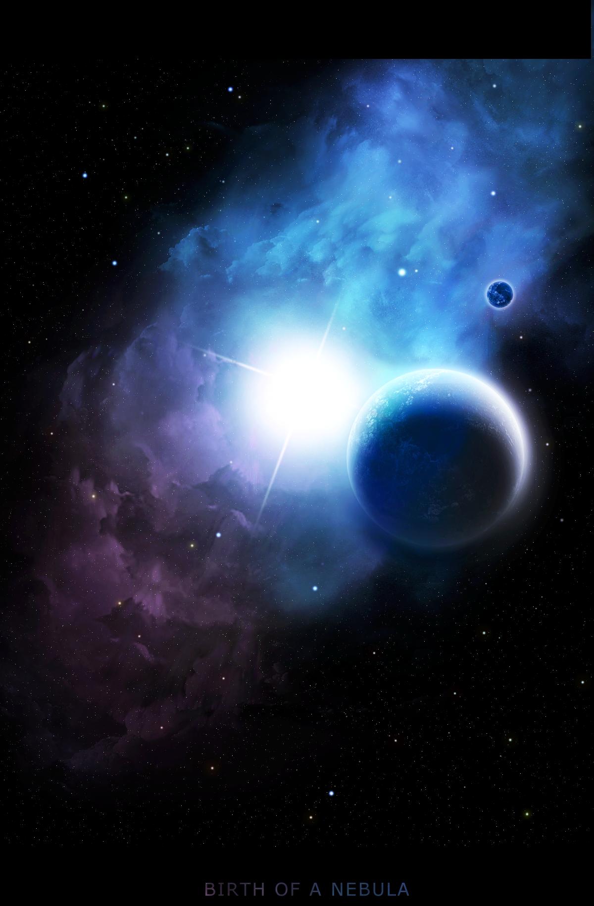 Birth of a Nebula by xXKonanandPain