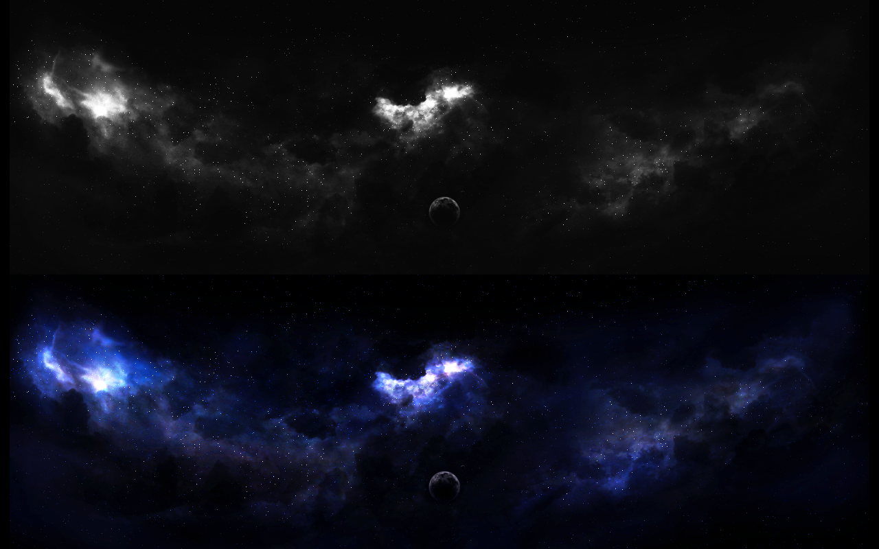 Black Nebula Wallpaper (page 2) - Pics about space