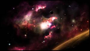 Close planet Nebula by xXKonanandPain