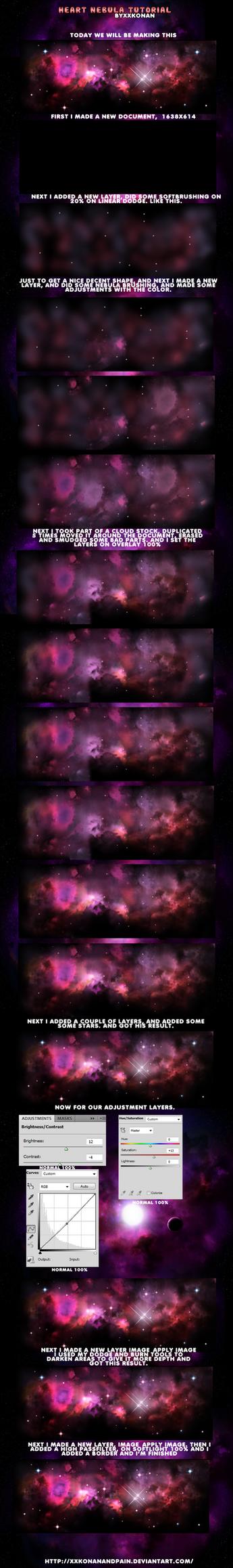 Heart of the Nebula Tutorial by xXKonanandPain