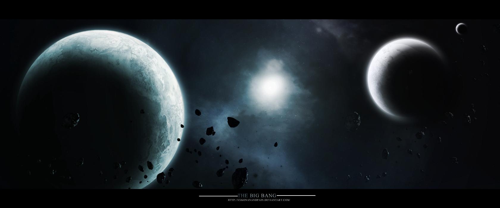 The Big Bang by xXKonanandPain