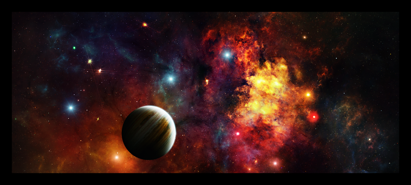 Cosmic Explosion by xXKonanandPain