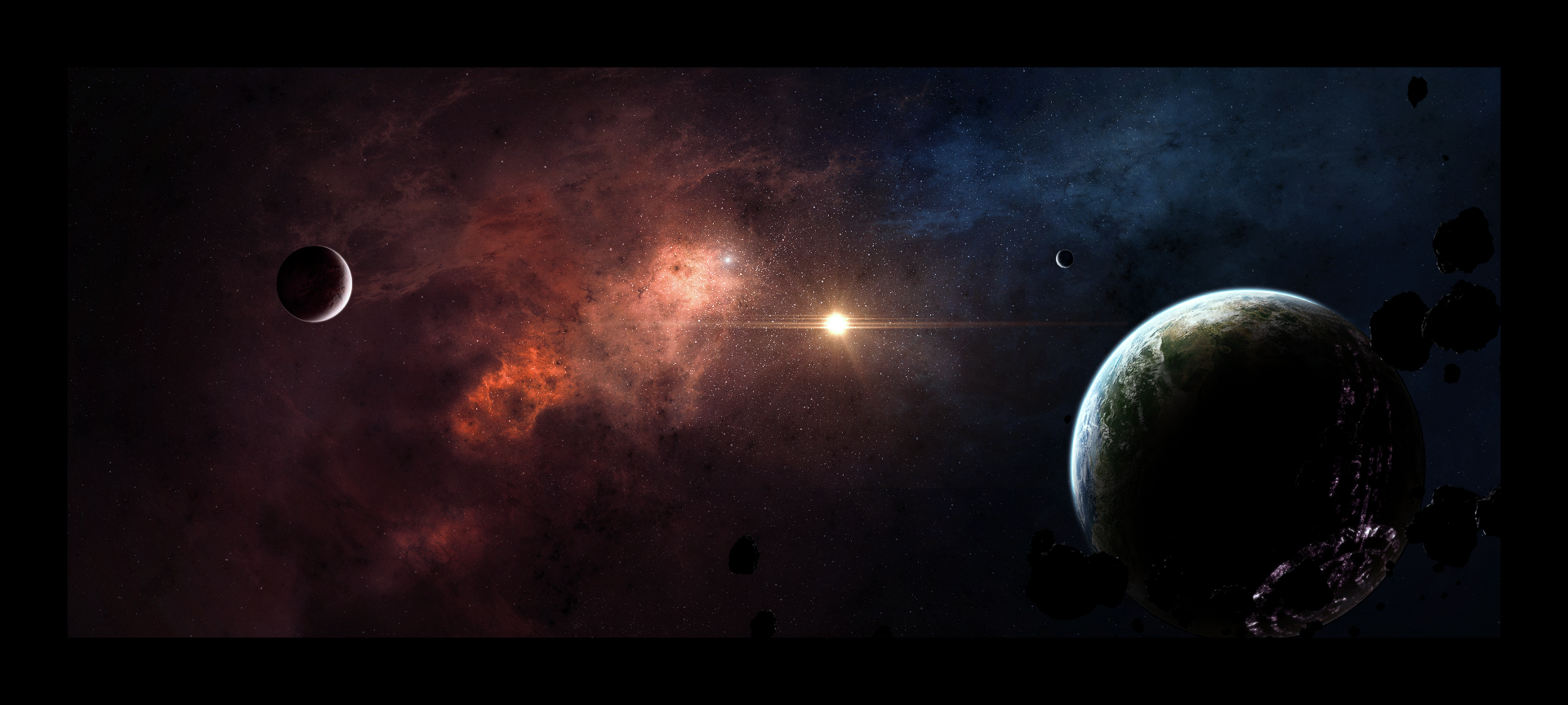 Starry Night by xXKonanandPain