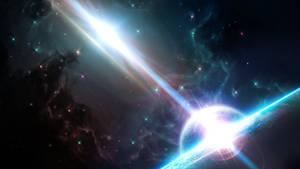 Pulsing Nebula