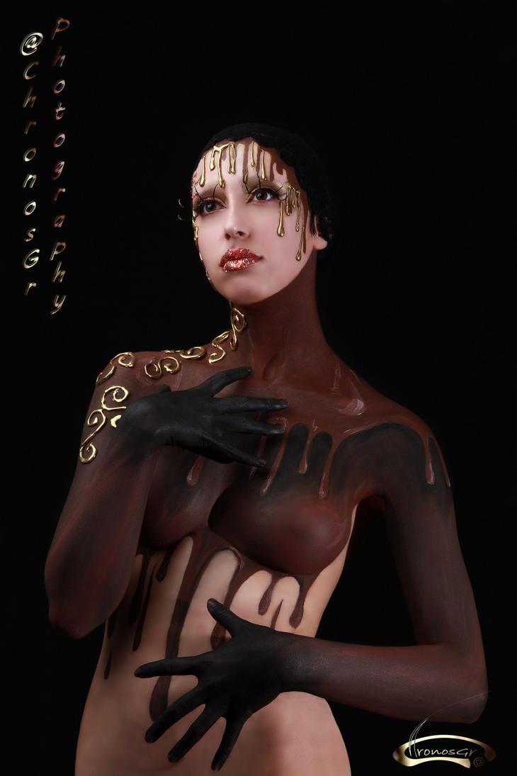 Chocolate Girl by ChronosGr