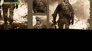 Modern Warfare 2 NXE Wallpaper
