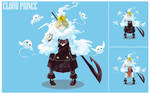 Adoptable [OPEN AUCTION] PAYPAL CLOUD PRINCE