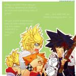 Kingdom Hearts:Brother complex
