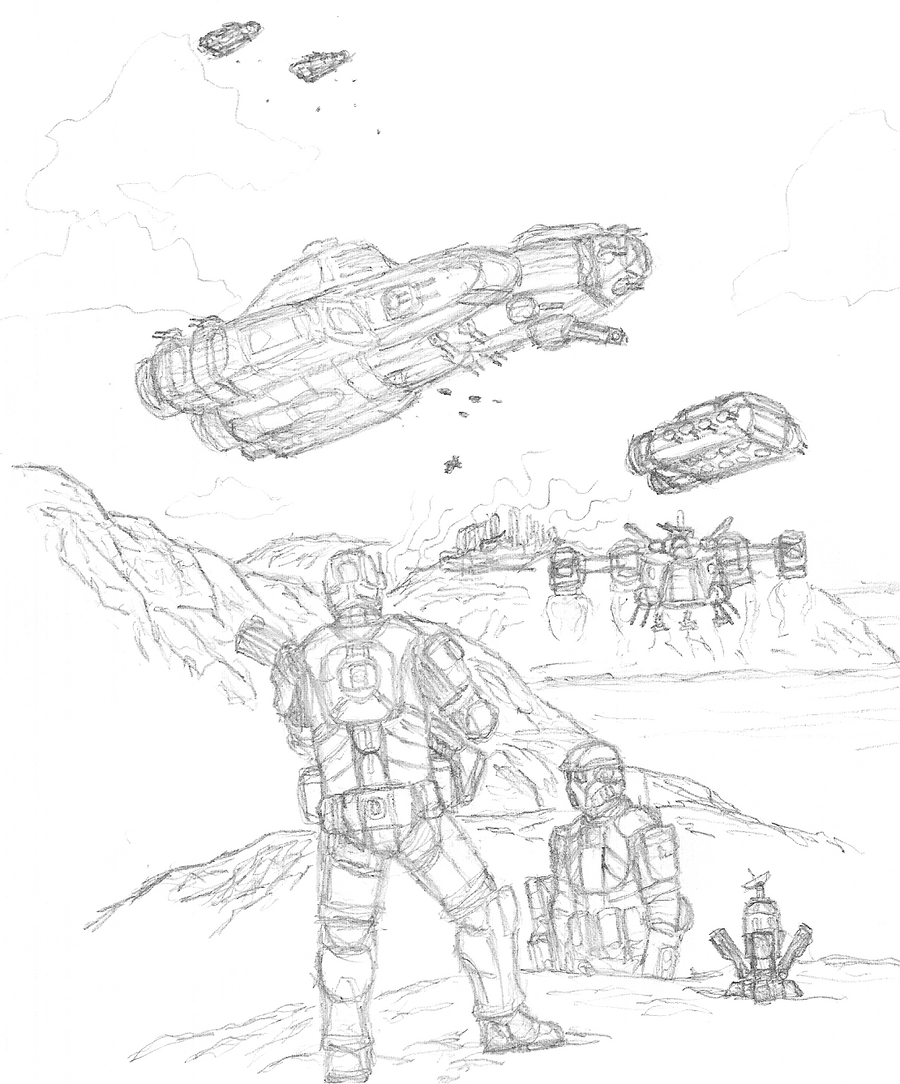 Now for something a tad different Recon_complete_by_swordfish244-d2xyfm8