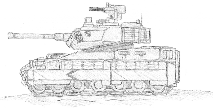 Now for something a tad different Tank_thing_by_swordfish244-d2xyj1x