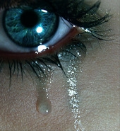 Tears Speak by funkipunk