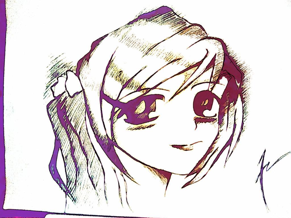 Anime Girl Template by zayrus26 on DeviantArt