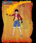 Monkey D. Luffy (Haki)