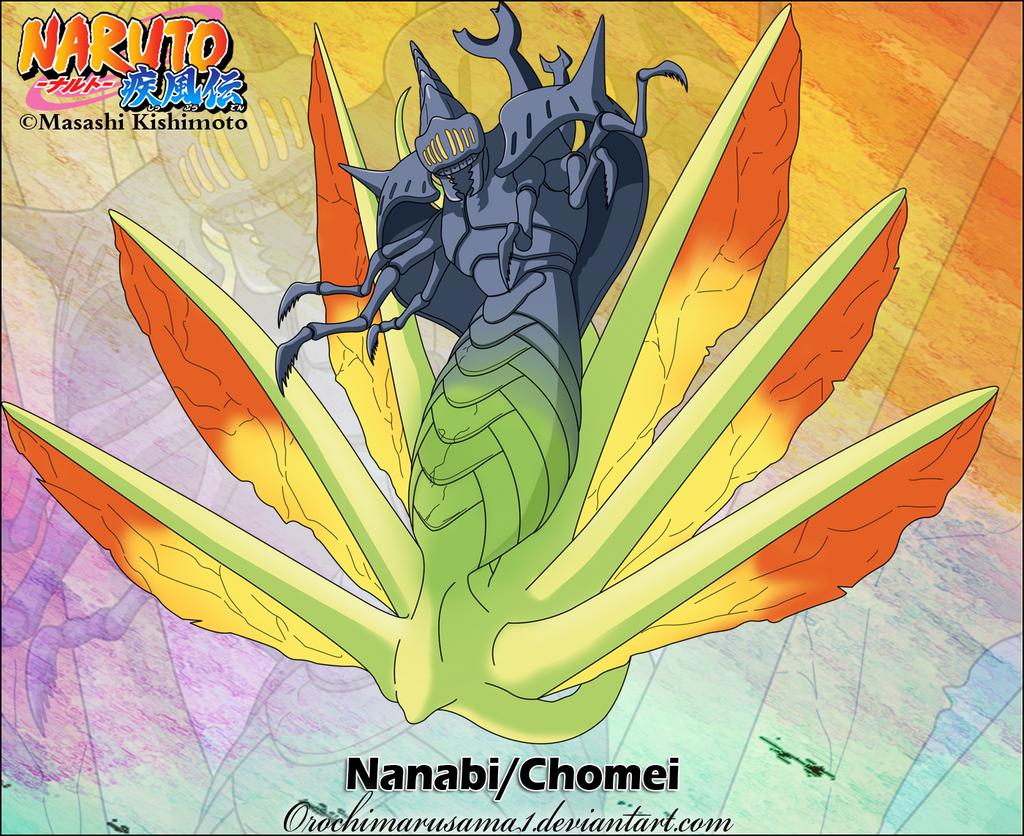 Nanabi/Chomei by orochimarusama1