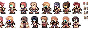 Ragnarok Megaman 1st classes