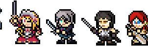 Sword MegaGirls