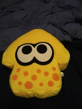 Squid Pillow (Comic CON haul 3 of 3)