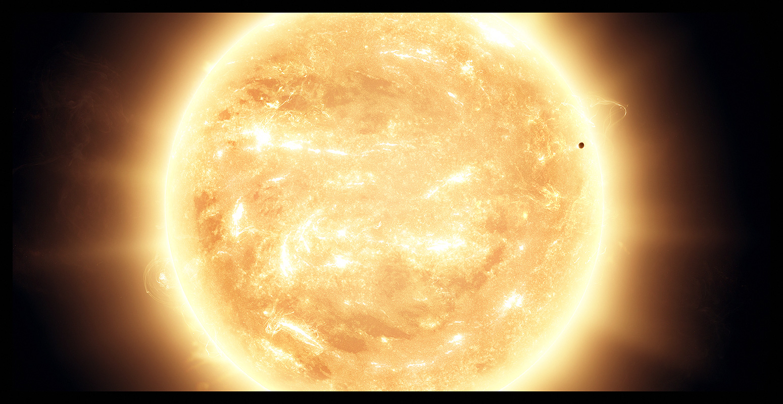 Solar Passage by sirgerg