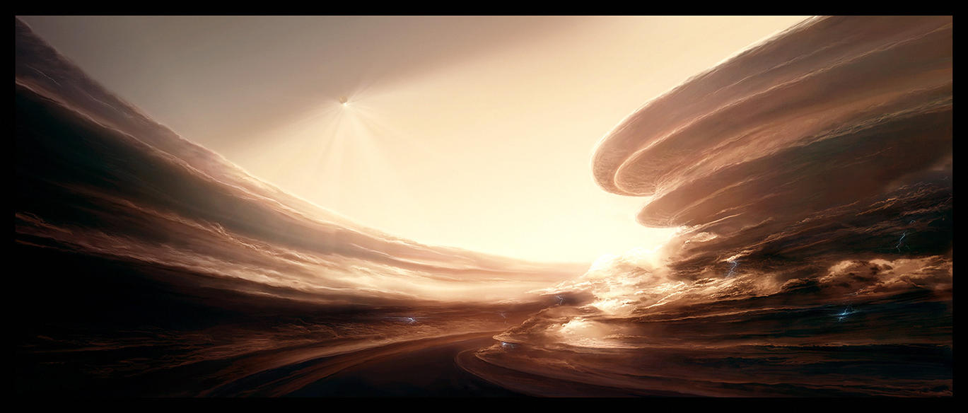Shadow of Io by sirgerg
