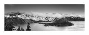 Crater Lake by sirgerg