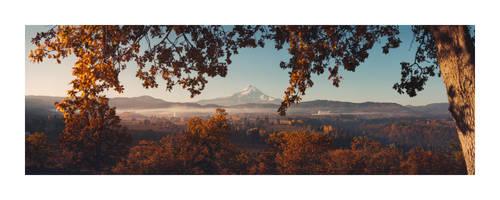 Hood River Autumn 2019