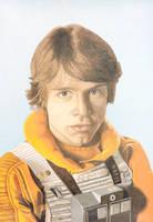 Luke Skywalker pilot by EclepticGears