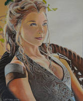 Margaery Tyrell by EclepticGears