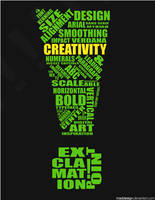 Creativity: Typography by MadDesign