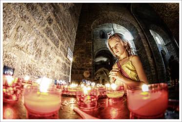 Prayer by Graphylight