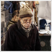 Old man by Graphylight