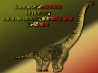Sauroposeidon Profile by Davidy12