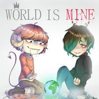 World is mine by Nvokaine