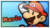 Stamp - Mario - SPM by CutyAries