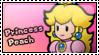 Stamp - Princess Peach - SPM