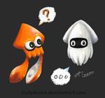 Splatoon Meet Mario bros