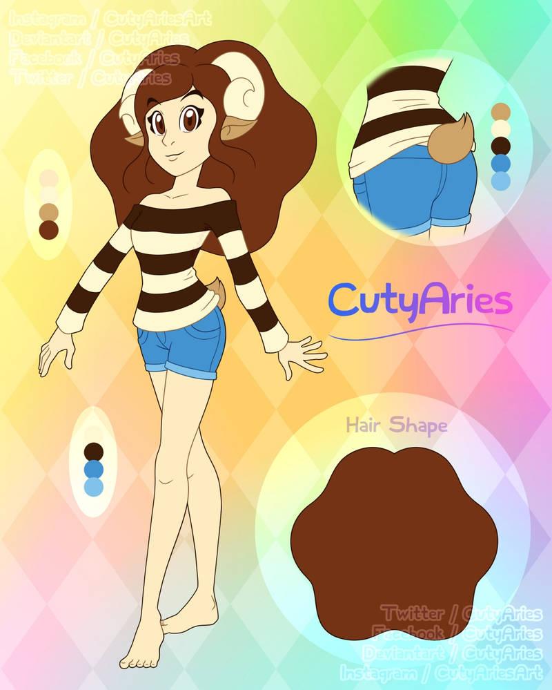 OC - CutyAries